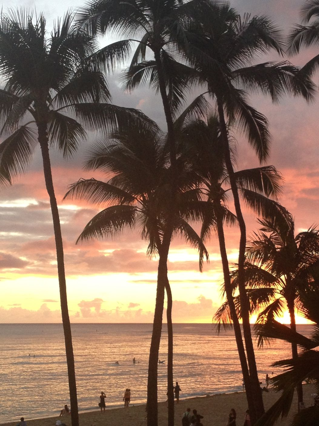 all inclusive hawaii sunset 2