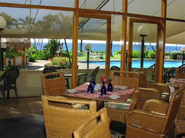 all inclusive maui resort breakfast
